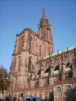 Strassburger Mnster, La Cathdrale Notre-Dame Strasbourg