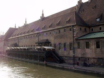 Ancienne douane restaurant for Restaurant mannheim hafen